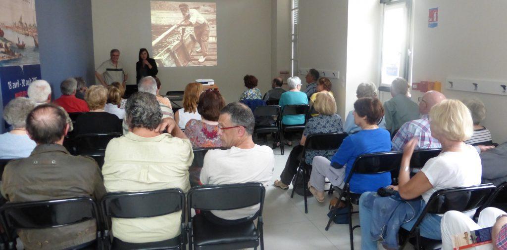 Conférence au musée de la Loire