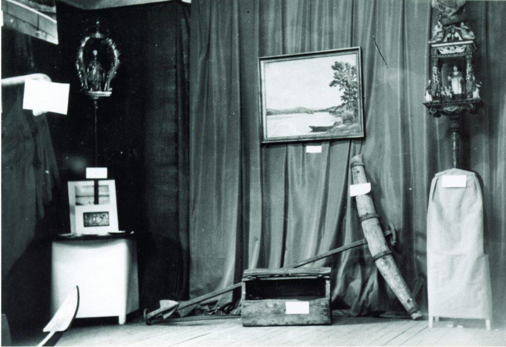 Archives, exposition de préfiguration du musée
