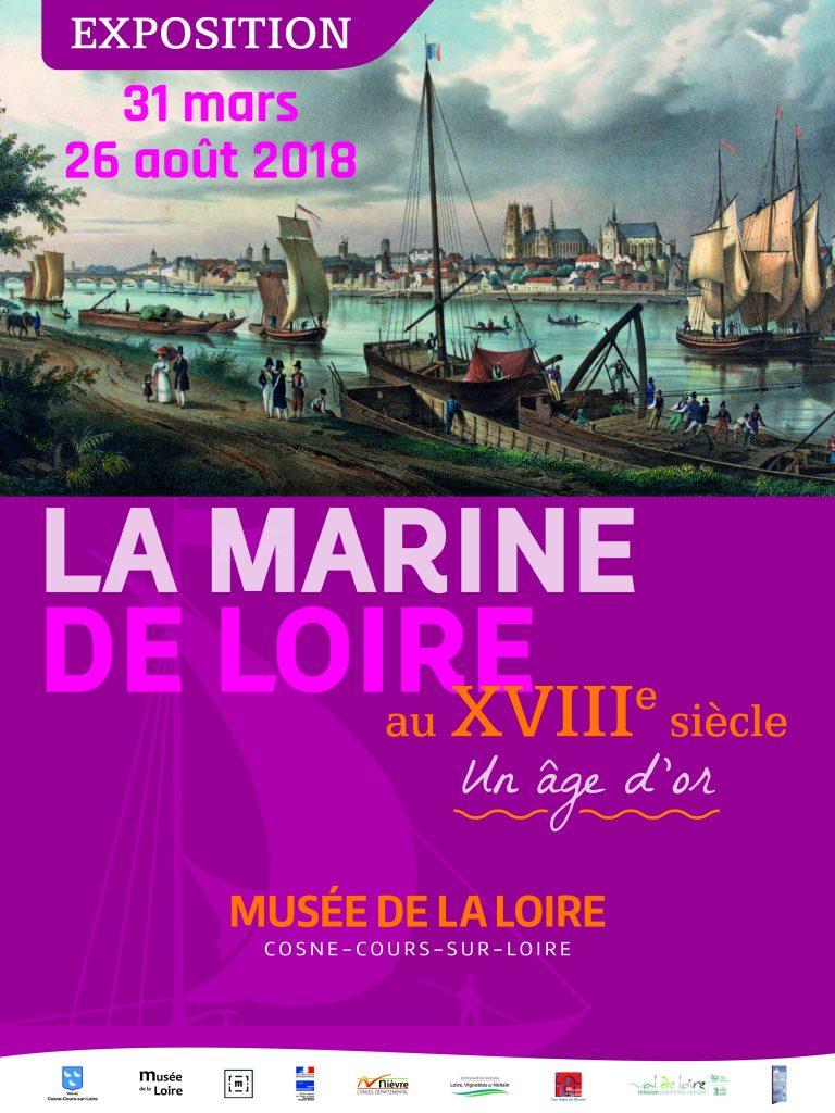 Exposition La marine de Loire au XVIIe siècle - 2018