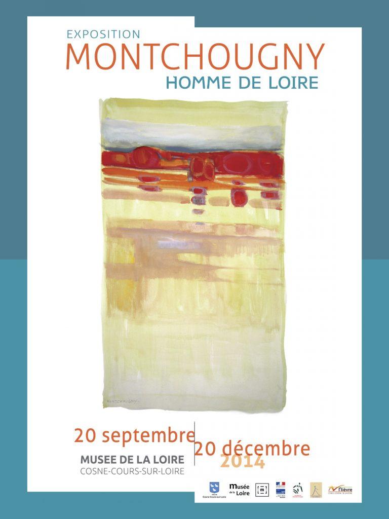 Exposition Montchougny, homme de Loire - 2014