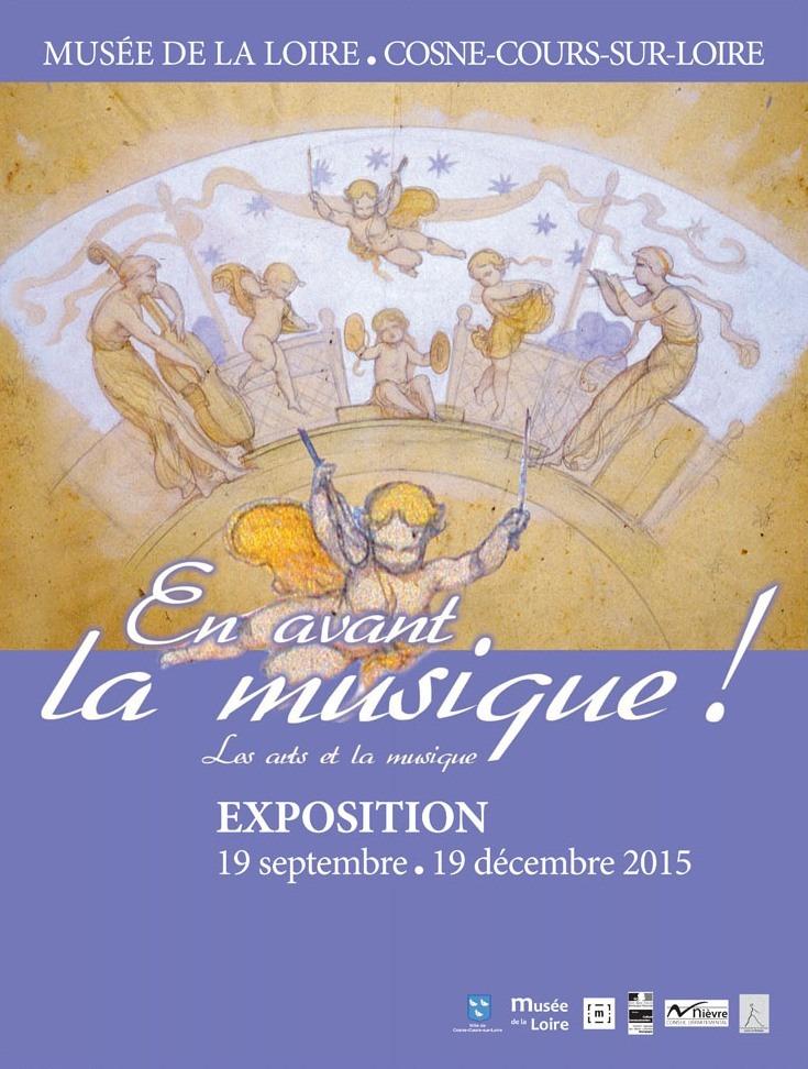 Exposition En avant la musique ! - 2015