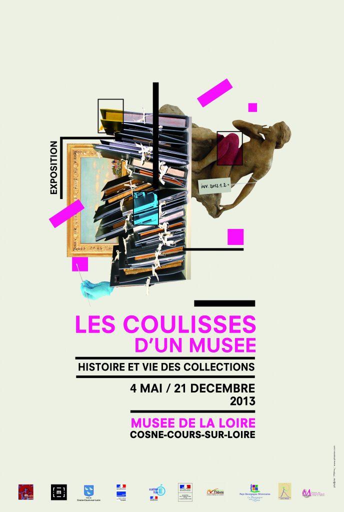 Exposition Les coulisses du musée - 2013