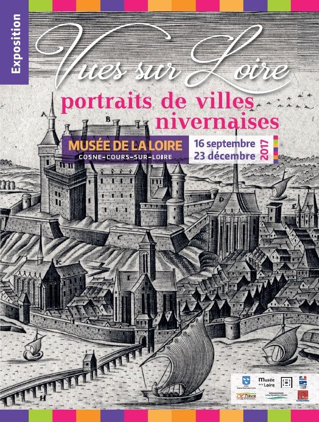 Exposition Vue sur Loire, portraits de villes nivernaises - 2017
