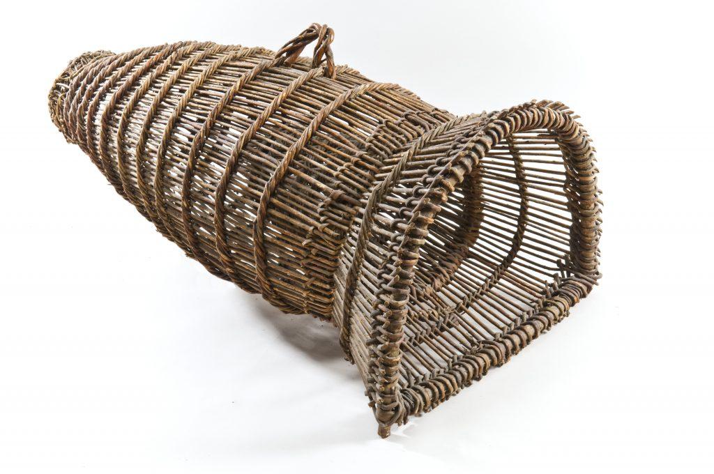 Bosselle à anguille Musée de la Loire COATP 970.5.2