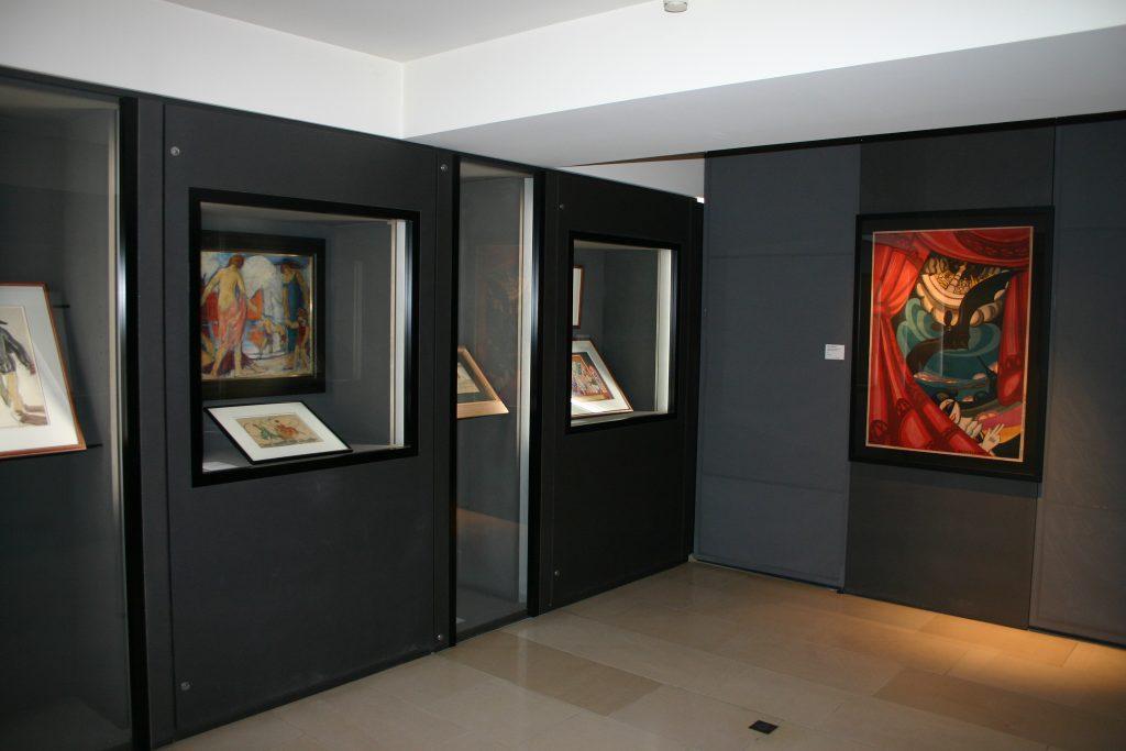 Salle de la peinture moderne
